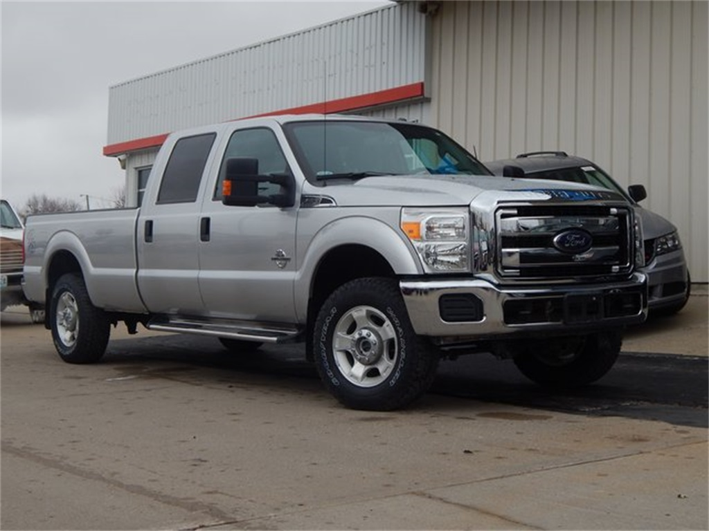 Pre-Owned 2016 Ford F-250SD XLT