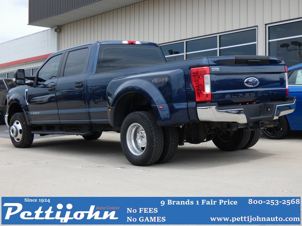 Pre-Owned 2017 Ford F-350SD XL