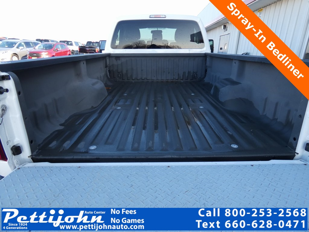 Pre-Owned 2013 Ford F-250SD XLT