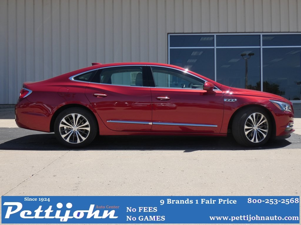 Pre-Owned 2019 Buick LaCrosse Premium I Group