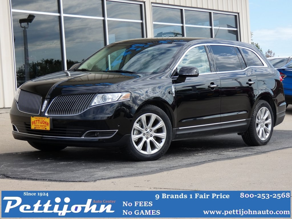 2016 Lincoln Mkt >> Pre Owned 2016 Lincoln Mkt Ecoboost Awd