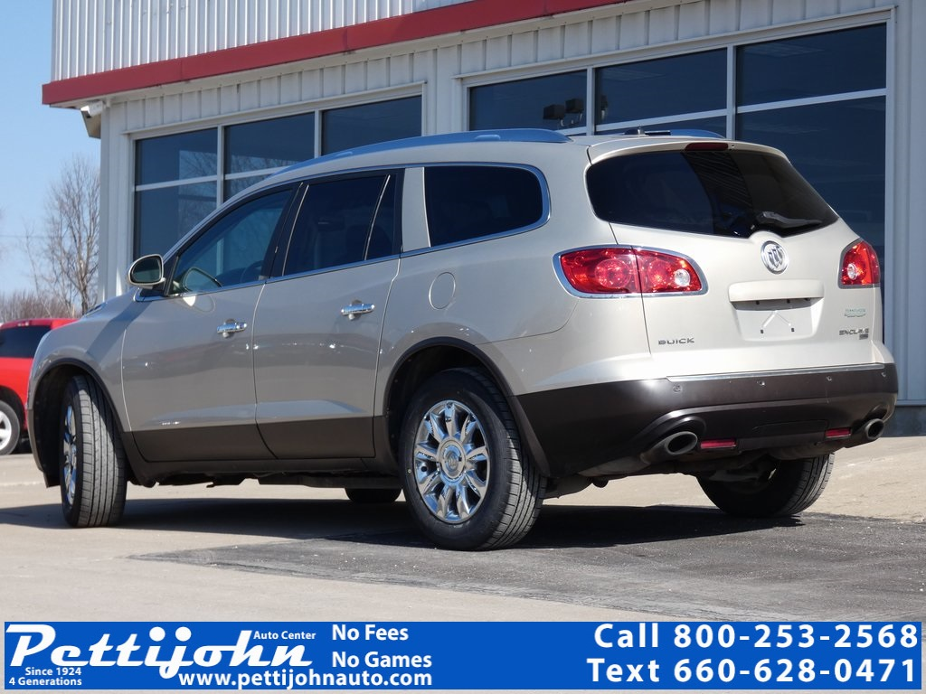 Pre-Owned 2011 Buick Enclave CXL