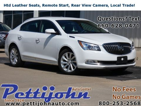 Pre-Owned 2015 Buick LaCrosse Leather Group