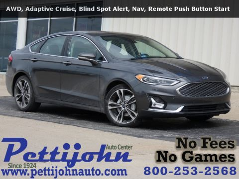 Used Ford Vehicles For Sale | Pettijohn Auto Center